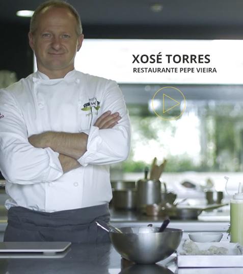 VIDEORECETA XOSE TORRES