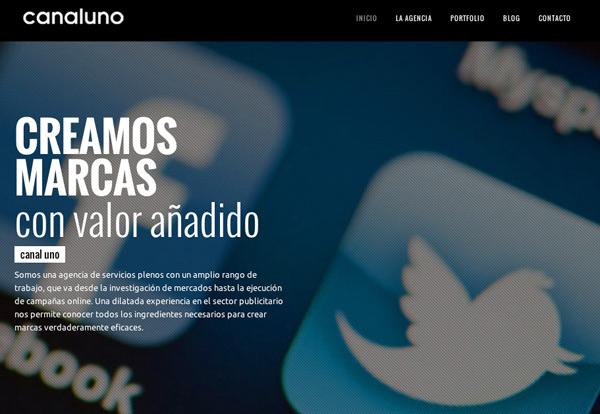 Nueva web www.canaluno.es